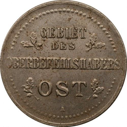 Ober-Ost. 3 kopiejki 1916 - A - Berlin