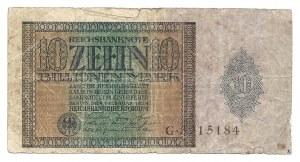 Niemcy - 10 bilionów marek 1924 - G