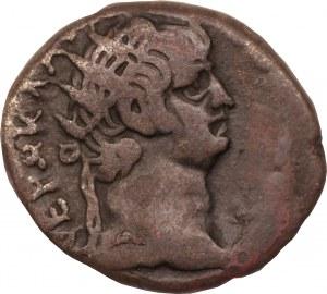 EGIPT - Aleksandria - tetradrachma Neron 54-68 -