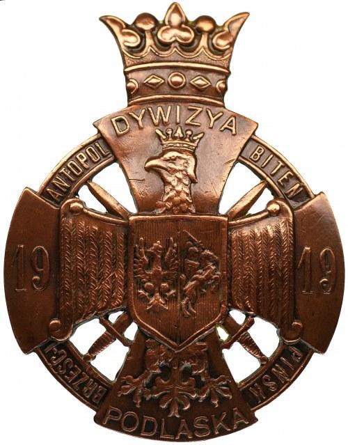 Odznaka Dywizja Podlaska