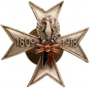 Odznaka 1809-1918 Dywizjon Artylerii Konnej