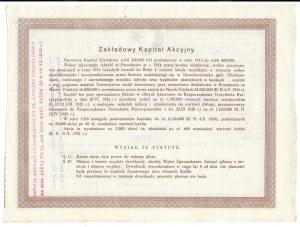 Fabryk Ołówków ST. MAJEWSKI - 600 złotych 1931 -