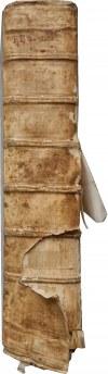 Starodruk 1660 -Petri Ravanelli - Genewa - Bibliotheca sacra, seu thesaurus scripturae canonicae amplissimus -