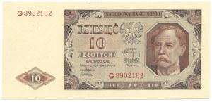 10 złotych 1948 - G -