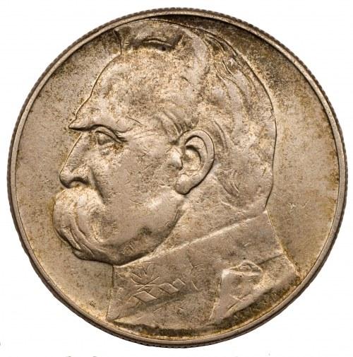 10 złotych 1935 - Józef Piłsudski