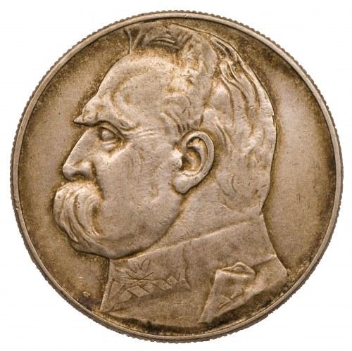 10 złotych 1936 - Józef Piłsudski