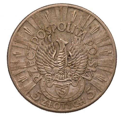 5 złotych 1934 - Orzeł Strzelecki -