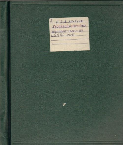 Album 1 ( USA, Panama - Canal Zone) 112 str.