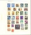 Album 30 ( Egipt, Aland, Brunei, Transkei, Palestyna, LAR, Afryka Południowo-Zachodnia) 86 str.