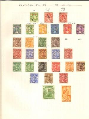 Album 36 ( Kenia, Zanzibar, Tanzania, Uganda, Afryka Wschodnia i Południowa) 92 str.