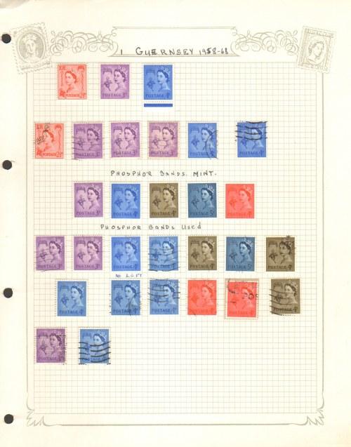 Album 58 ( Guernsey, Wyspy Man, Irlandia Północna, Szkocja, Walia, Anglia) - 97 str.