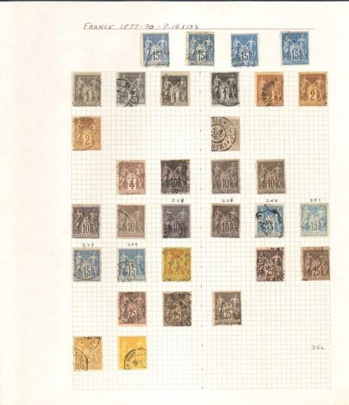 Album 59 ( Francja od 1870 roku) 116 str.
