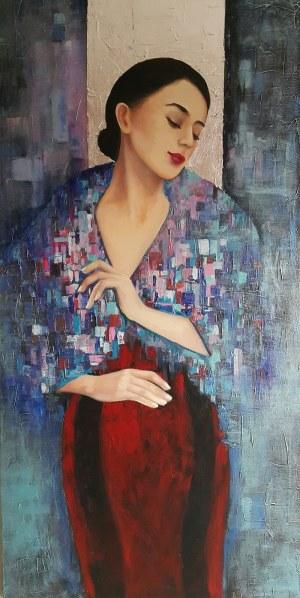Patrycja Kruszyńska-Mikulska, Female II, 2017
