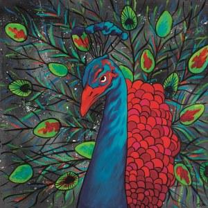 Monika Mrowiec, Peacock Eyes