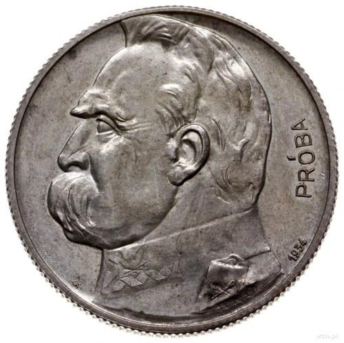 5 złotych 1934, Warszawa; Józef Piłsudski - Orzeł Strze...
