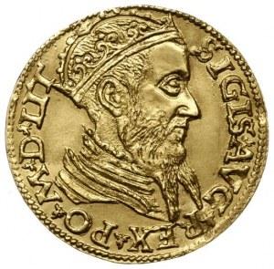 Zygmunt II August, dukat litewski 1565, mennica Wilno