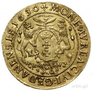 Zygmunt III Waza, dukat gdański 1630