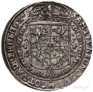 Zygmunt III Waza, talar koronny 1628, mennica Bydgoszcz