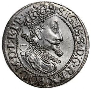 Zygmunt III Waza, ort gdański 1615