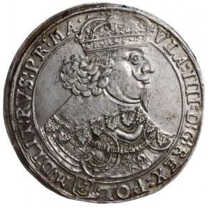 Władysław IV Waza, talar koronny 1642, mennica Bydgoszcz