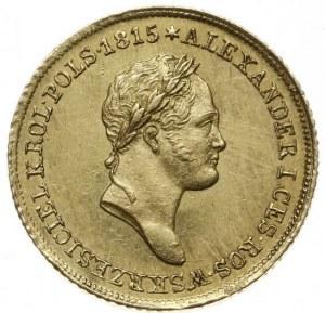 Królestwo Polskie, Mikołaj I, 25 złotych 1829 FH, mennica Warszawa