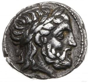 tetradrachma ok. 316-315 pne, Amphipolis (wybita za pan...