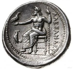 tetradrachma 336-323 pne, mennica w Macedonii (Amphipol...