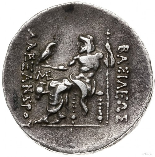 tetradrachma ok. 250-175 pne, mennica Mesembria; Aw: Gł...
