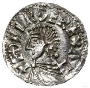 denar typu long cross, 997-1003, mennica Lincoln, mince...