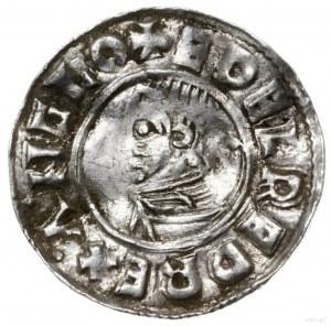 denar typu small cross, 1009-1017, mennica York, mincer...