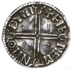 naśladownictwo denara typu long cross, ok. 1010-1020, m...
