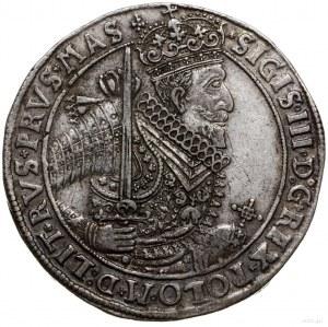 talar 1628, Bydgoszcz; Aw: Popiersie w prawo i napis wo...
