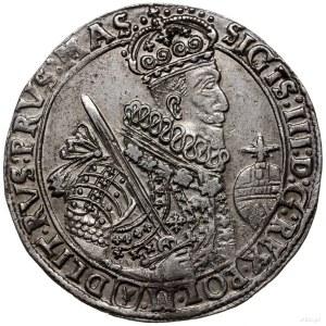 talar 1629, Bydgoszcz; Aw: Popiersie w prawo, poniżej h...