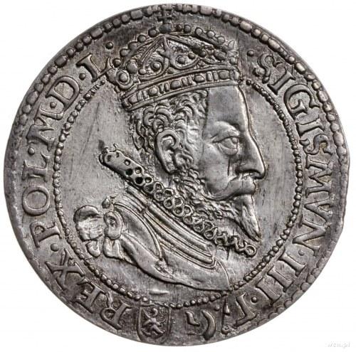 szóstak, 1599, Malbork; małe popiersie króla; Kop. 1245...