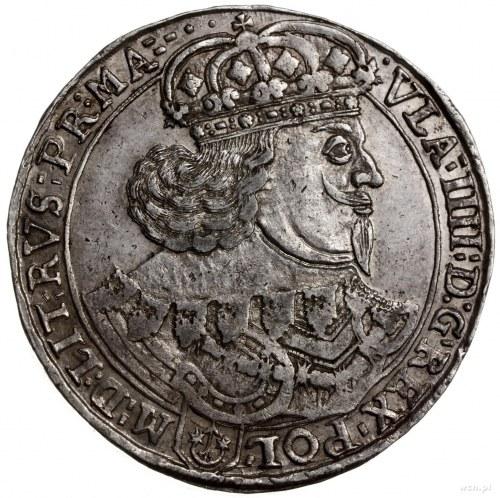 talar 1643, Bydgoszcz; Aw: Popiersie króla w prawo i na...