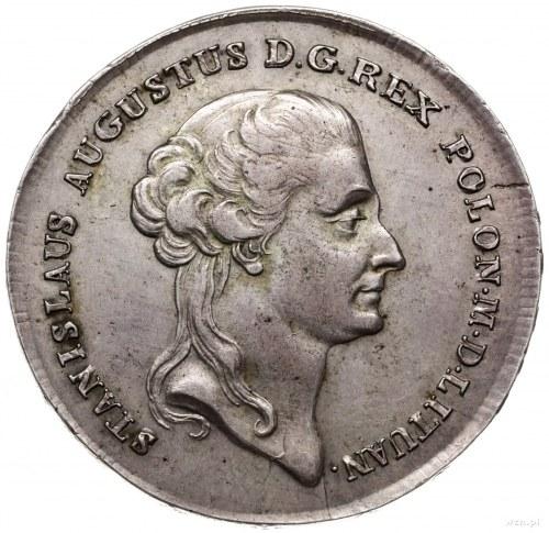 talar 1788 Warszawa; odmiana z krótszym wieńcem z prawe...
