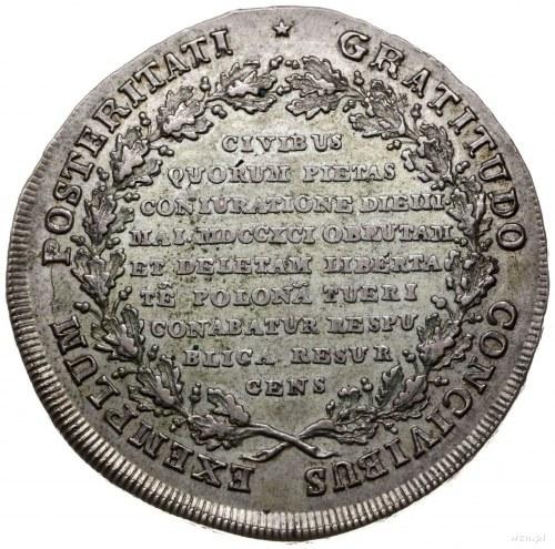 talar historyczny zwany targowickim 1793, Warszawa ?; A...