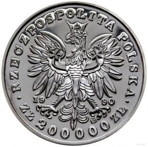 3 x 200.000 złotych, Solidarity Mint; Tadeusz Kościuszk...