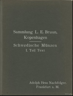 Adolph Hess Nachfolger, Versteigerung 18 u. 19 Mai 1914...
