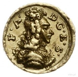 medal bez daty (ok. 1695-1697) nieznanego autorstwa (pr...