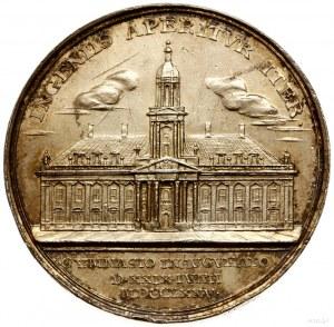medal z 1775 r. autorstwa Nikolausa Georgi na założenie...