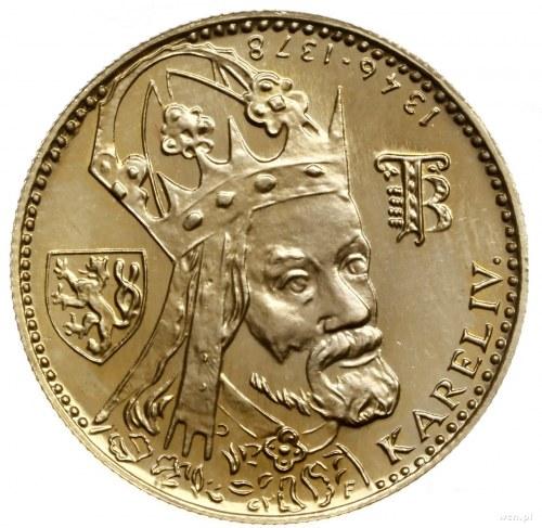 1 dukat z 1979 r, Krzemnica; na 600. rocznicę śmierci K...