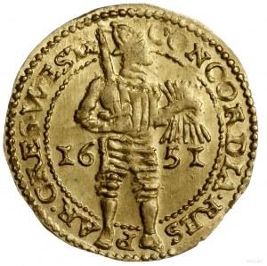 dukat 1651; Delmonte 836, Fr. 294, Purmer Wf03, Verk. 5...