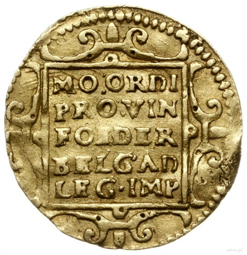 dukat 1608; Delmonte 649, Fr. 237, Purmer Ge46, Verk. 2...