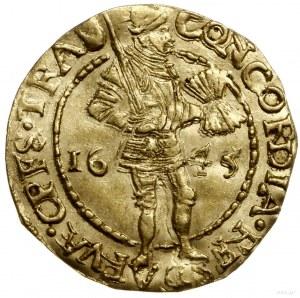 dukat 1645; Delmonte 963, Fr. 284, Purmer Ut24, Verk. 9...