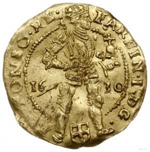 dukat 1630; z tytulaturą Ferdynanda II (1619-1637); Del...