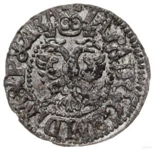 siewski czech 1686; Aw: Orzeł dwugłowy i napis I A P A ...