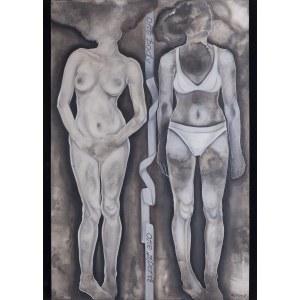 Dorota Kuźnik, One body, one spirit, 2017