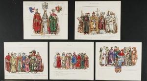 MATEJKO Jan, Ubiory w Polsce 1200-1795