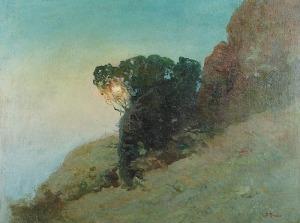 Iwan TRUSZ (1869-1940), Samotne drzewo